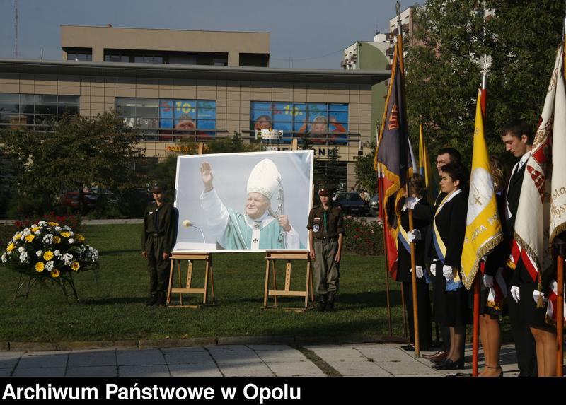 """Obraz 1 z kolekcji """"Eugeniusz Mróz - przyjaciel Jana Pawła II"""""""