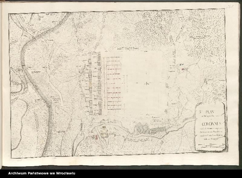 """Obraz 15 z kolekcji """"Obóz wojsk polskich i saksońskich pod Radewitz, 1730"""""""