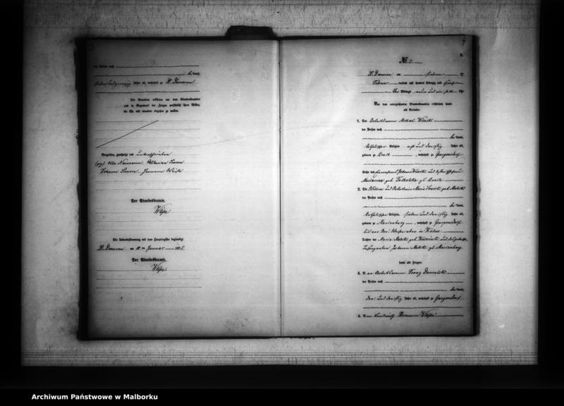 """Obraz z jednostki """"Księgi małżeństw 1875 rok"""""""