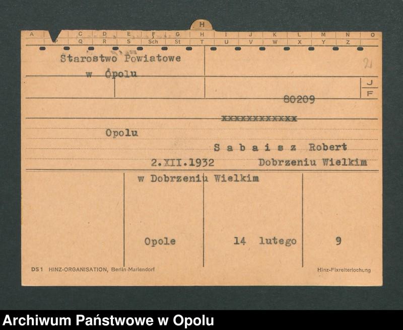"""Obraz 4 z jednostki """"[Nowak Thomas, ur. 28.11.1899, zam. Waldroden]"""""""