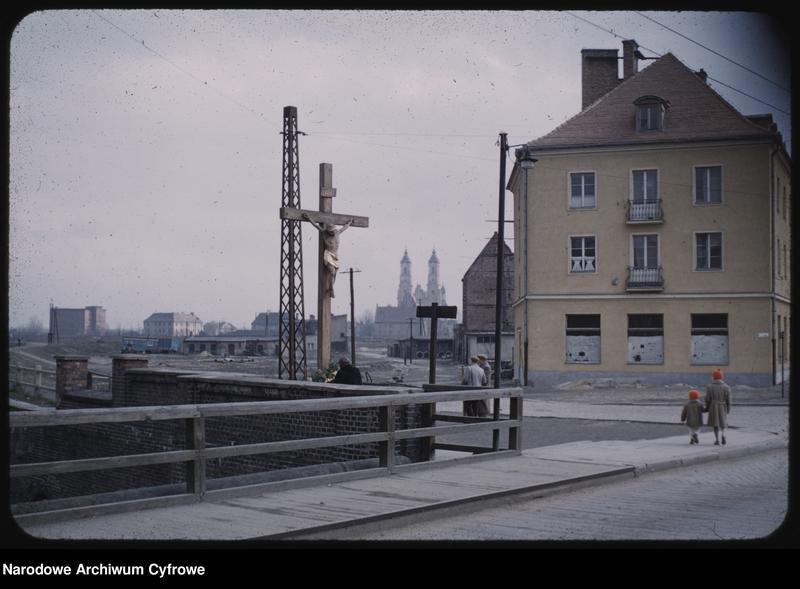 """Obraz 5 z kolekcji """"Poznań 1959"""""""