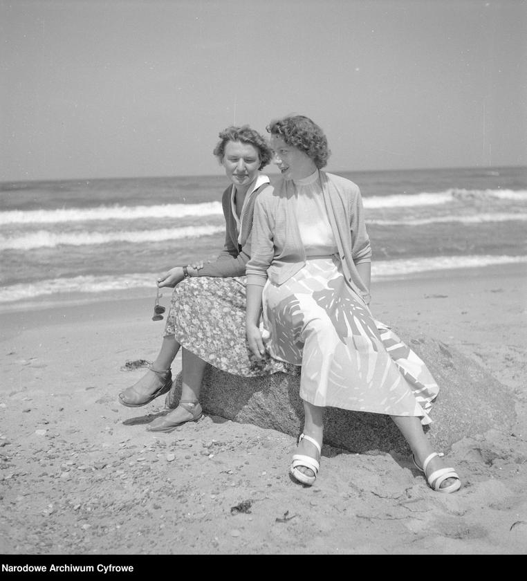 """Obraz 5 z kolekcji """"Moda damska lata 1950"""""""