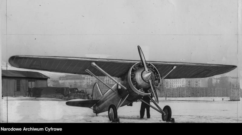 "Obraz 1 z jednostki ""Samolot PZL P.6"""