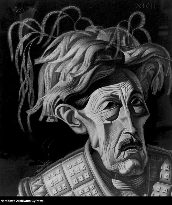 """Obraz 12 z kolekcji """"Stach z Warty"""""""