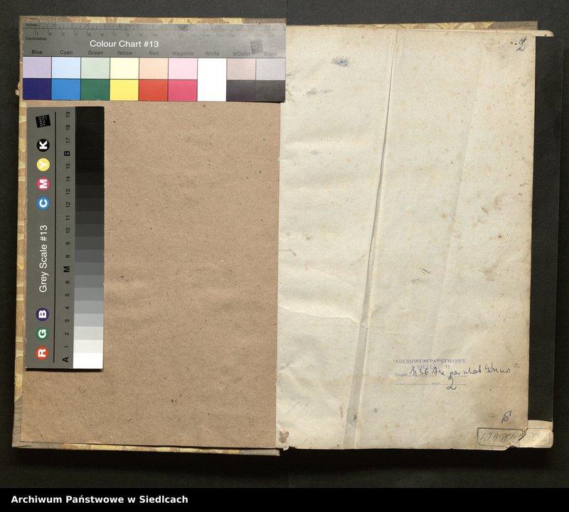"""Obraz z jednostki """"[Akta zgonów]-Unikat [ Zgony z 1890 roku do numeru 87 z maja 1890 roku]"""""""
