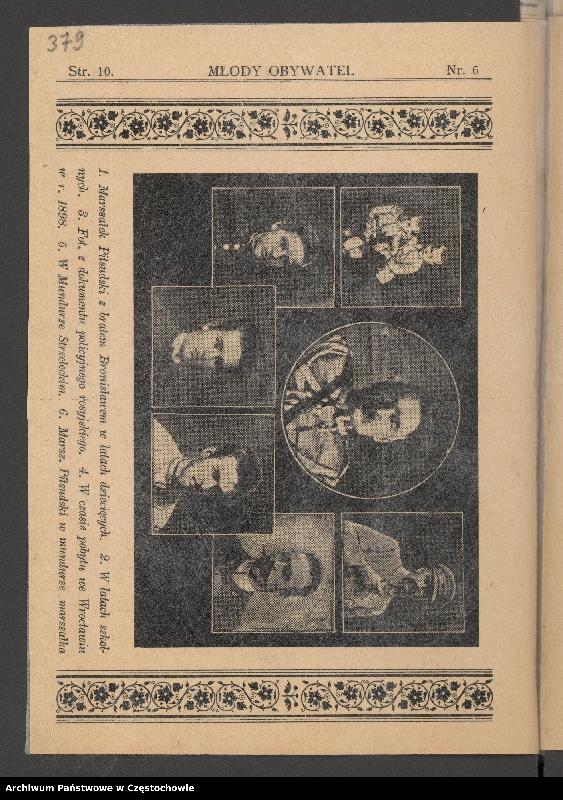 """Obraz 10 z kolekcji """"85 rocznica śmierci Józefa Piłsudskiego"""""""