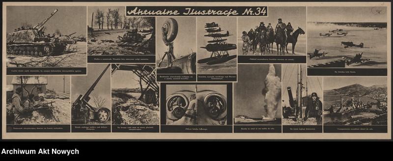 """Obraz 2 z kolekcji """"Propaganda niemiecka z okresu II wojny światowej."""""""