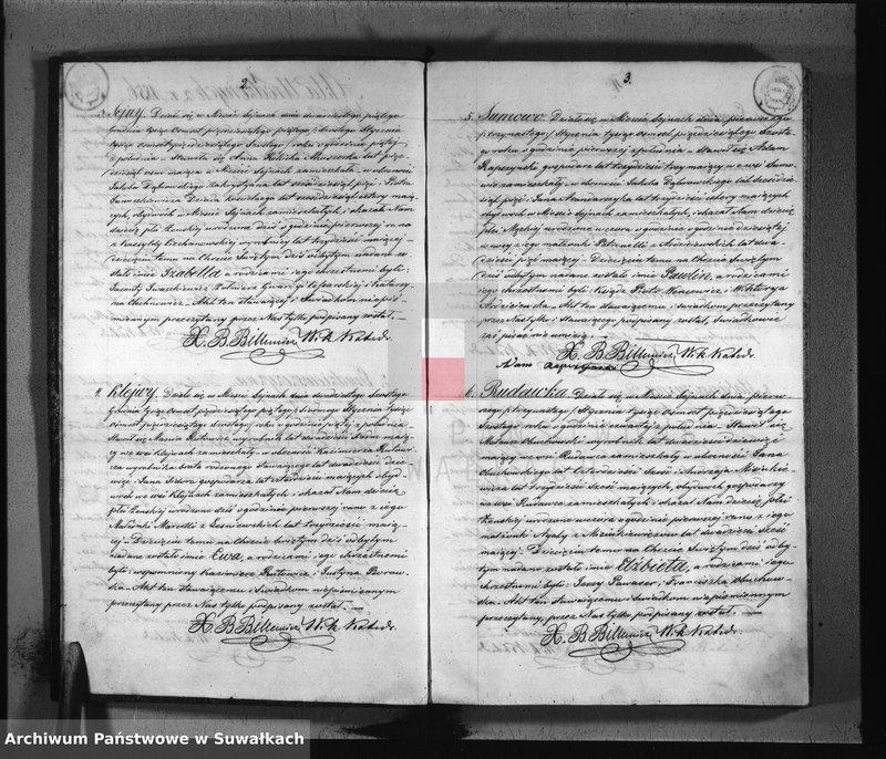 """image.from.unit """"Duplikat urodzonych, zaślubionych i umarłych parafii sejneńskiej z roku 1856"""""""