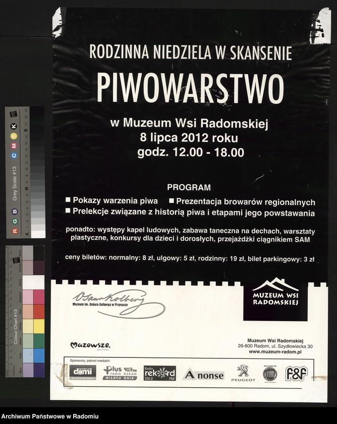 """Obraz 4 z kolekcji """"Piwne archiwalia na ochłodę!"""""""