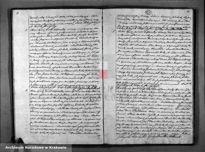 """Obraz z jednostki """"Księga Aktów Urodzenia i Uznania Parafii Sgo Floryana na Rok 1837"""""""