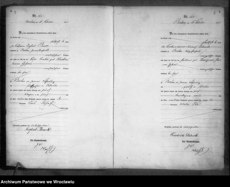"image.from.unit ""Geburts-Haupt-Register Breslau II 1875 Band 2"""