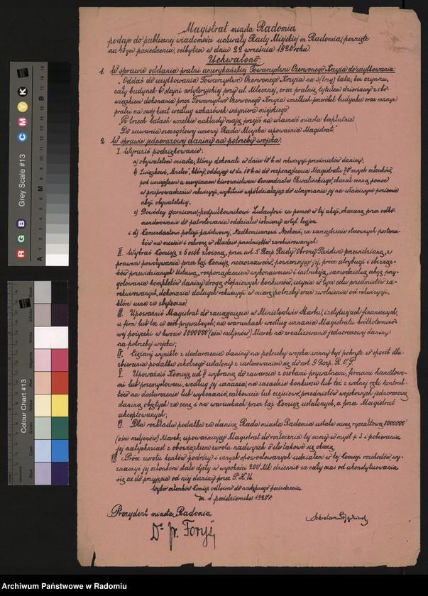 """Obraz 2 z kolekcji """"Polskie Towarzystwo Czerwonego Krzyża (Od 1927 r. Polski Czerwony Krzyż)"""""""