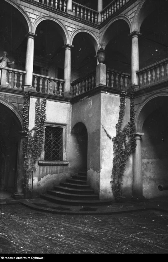 Obiekt Krużganki klasztoru Dominikanów. z jednostki Lwów