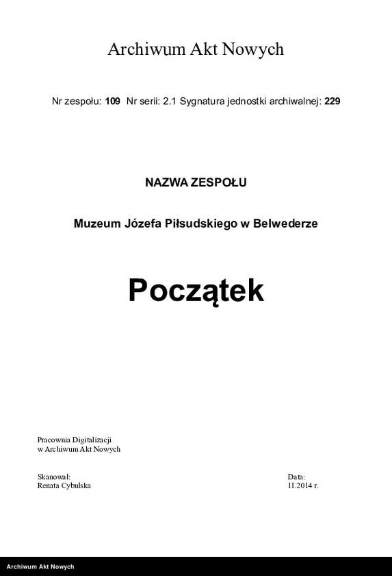 """Obraz 3 z jednostki """"Powódź na Wileńszczyźnie w 1931 r. Album z fotografiami."""""""
