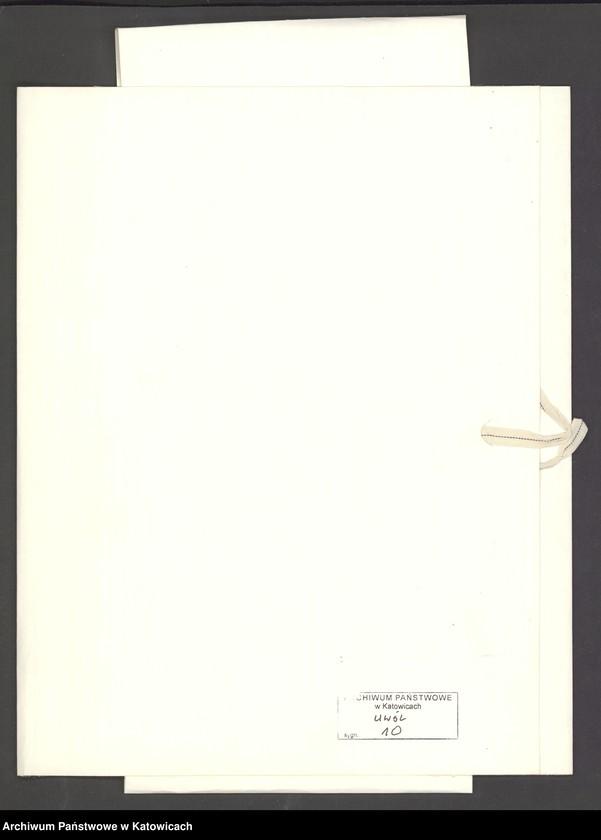"""Obraz 2 z jednostki """"[Zarządzenia, okólniki, polecenia służbowe Urzędu Wojewódzkiego Śląskiego nie numerowane]"""""""
