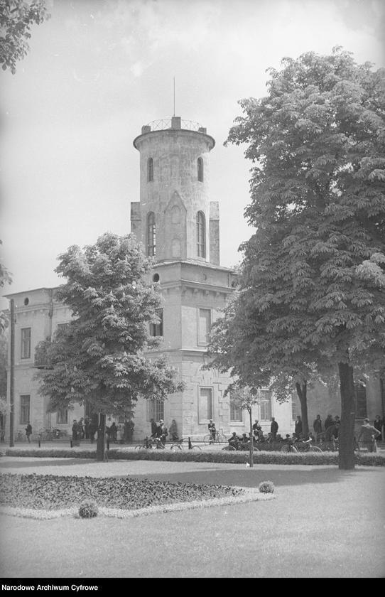Obiekt Widok zewnętrzny siedziby Urzędu Miasta. z jednostki Częstochowa