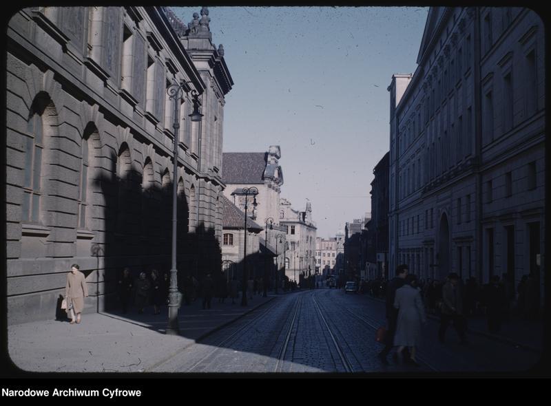 """Obraz 14 z kolekcji """"Poznań 1959"""""""