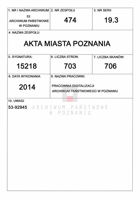"""Obraz 1 z jednostki """"Walczakiewicz - Walenzyk"""""""