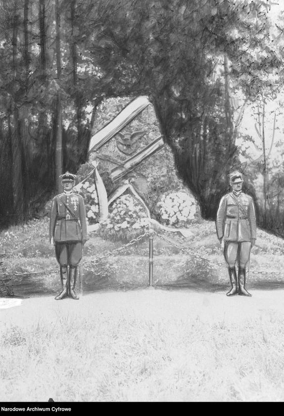 """Obraz 1 z jednostki """"Pomnik kadetów lwowskich poległych w powstaniu śląskim"""""""