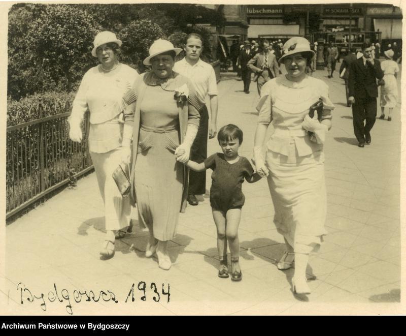 """Obraz 11 z kolekcji """"Elegancja i szyk bydgoszczan 1920-1939"""""""