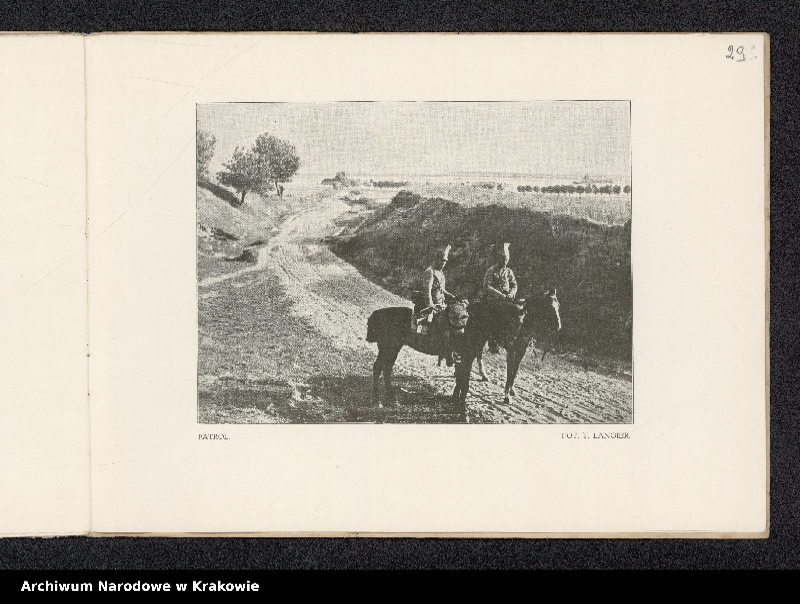 """Obraz z jednostki """"Album Legionów Polskich, Zeszyt 1, Kraków 1916. Nakładem Centralnego Biura Wydawnictw NKN"""""""