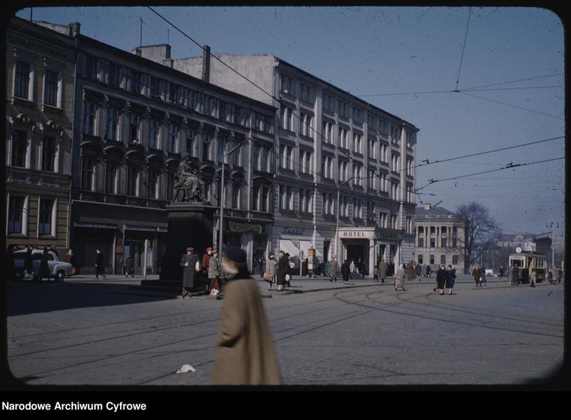 """Obraz 3 z kolekcji """"Poznań 1959"""""""