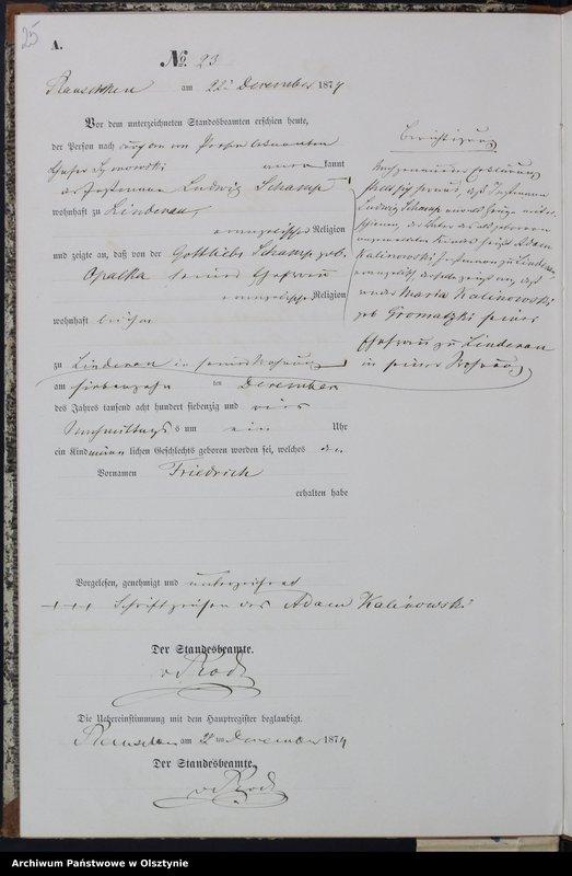 """image.from.team """"Urząd Stanu Cywilnego w Ruszkowie pow. ostródzki"""""""