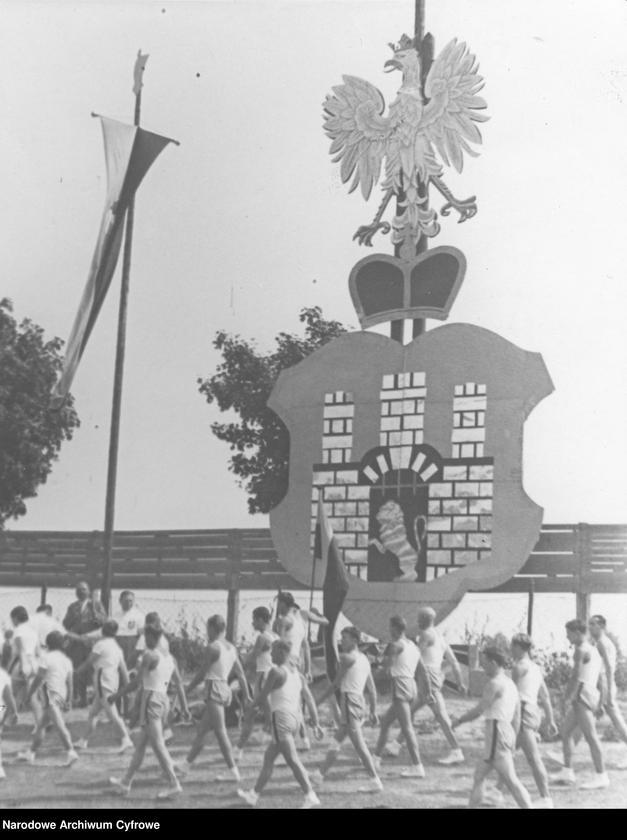 """Obraz 1 z kolekcji """"Herby miejskie"""""""