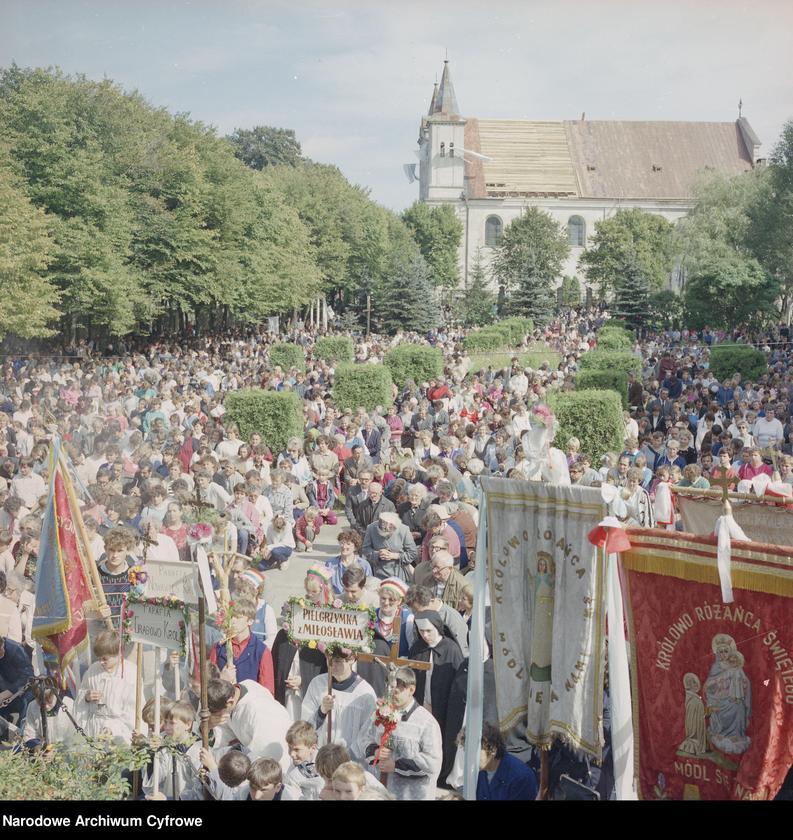 """Obraz 2 z jednostki """"Uroczystości odpustowe w kościele Narodzenia Najświętszej Maryi Panny w Biechowie"""""""