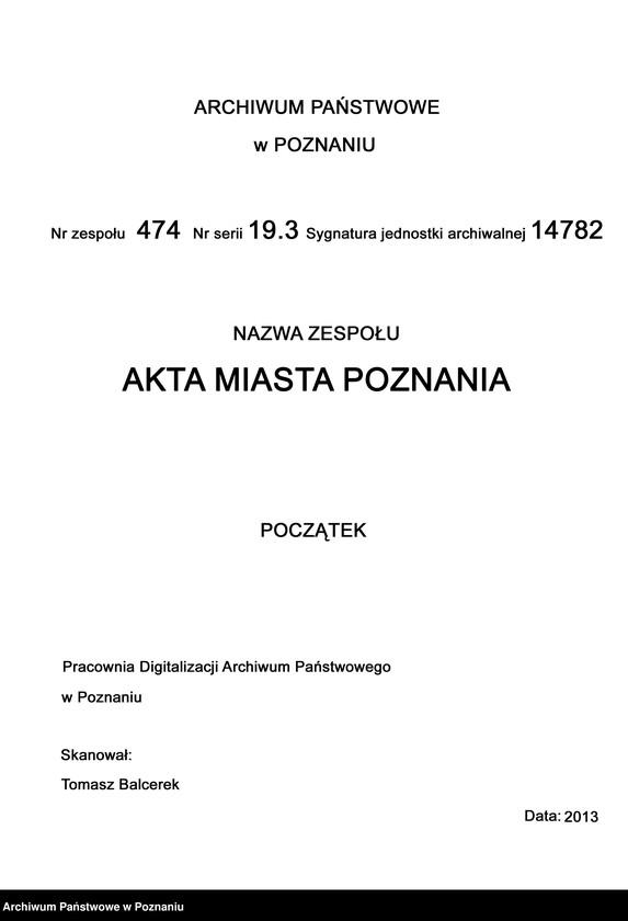 """Obraz 2 z jednostki """"Manska - Marcinek"""""""