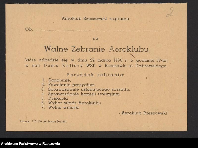 """Obraz 3 z jednostki """"Lotnictwo"""""""