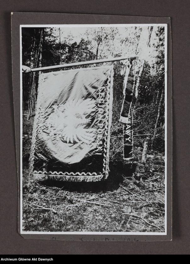 """Obraz 8 z jednostki """"Zbiór fotografii Album 6 pułku piechoty Legi/onów/."""""""
