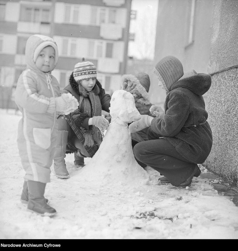"""Obraz 7 z kolekcji """"Zima w mieście"""""""