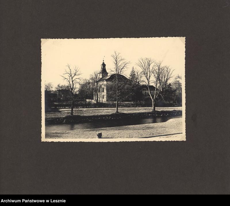 """image.from.unit """"[Album fotograficzny - zdjęcia zamku rydzyńskiego i uczniów Gimnazjum z okresu międzywojennego]"""""""