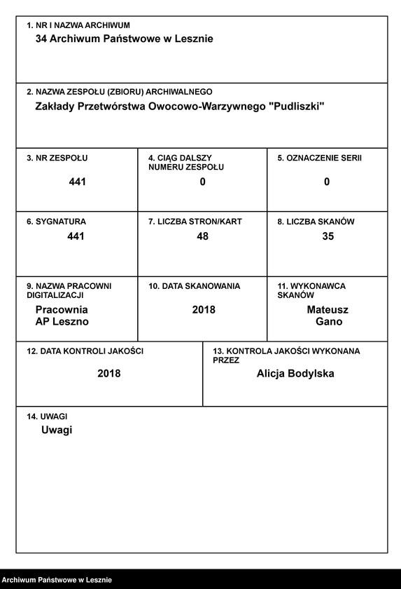 """Obraz 1 z jednostki """"[Druki reklamowe i notatki prasowe dotyczące fabryki w Pudliszkach oraz fotografia z wizyty w Pudliszkach w 1929 r. prezydenta Polski Ignacego Mościckiego]"""""""