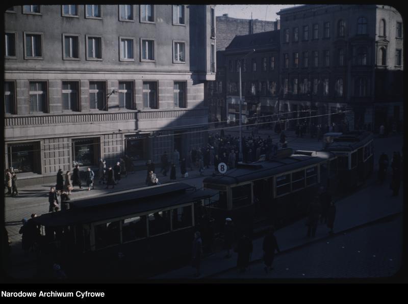 """Obraz 10 z kolekcji """"Poznań 1959"""""""