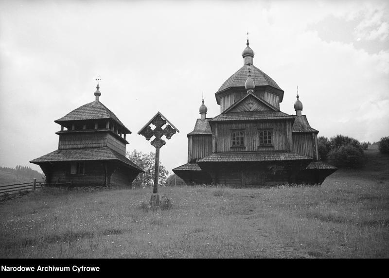 """Obraz 16 z kolekcji """"Cerkwie"""""""