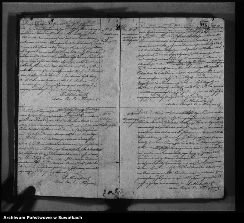 """image.from.unit """"Duplikat do zapisywania aktów ślubów, urodzonych i zmarłych w Parafii Ew.-Augsburskiej Wiżajńskiej za rok 1958"""""""