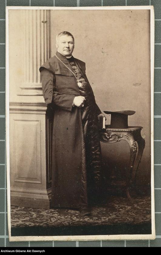 """Obraz 6 z kolekcji """"Fotografie członków Delegacji Miejskiej z 1861 roku"""""""