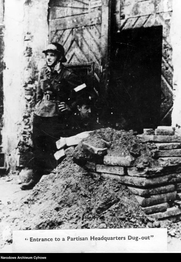 """Obraz 4 z kolekcji """"Powstanie Warszawskie 1944"""""""