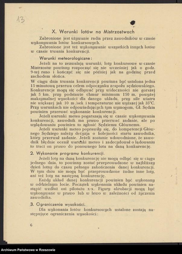 """Obraz 14 z jednostki """"Lotnictwo"""""""