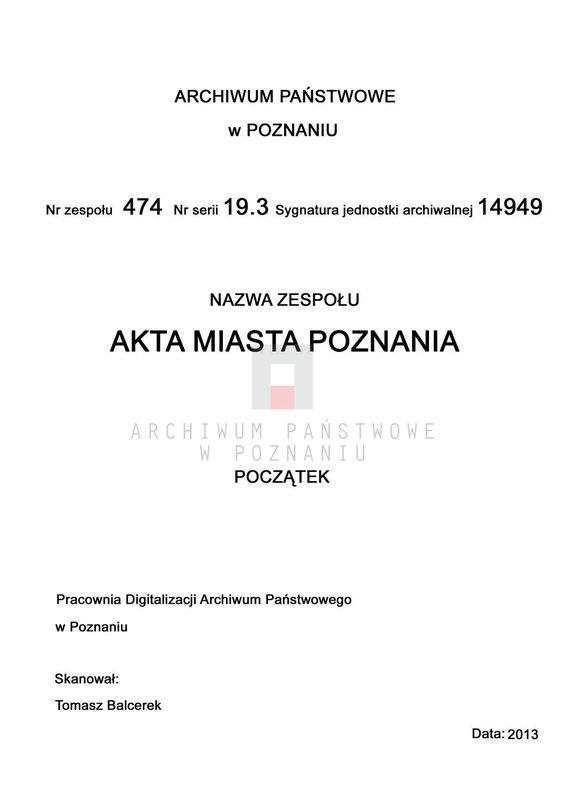 """Obraz 2 z jednostki """"Powałowski - Preibisz (Prei..)"""""""