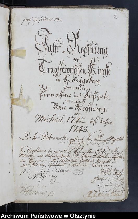 """image.from.unit """"Jahr-Rechnung von aller Einnahme und Ausgabe-Geld, wie auch Bau Rechnung"""""""