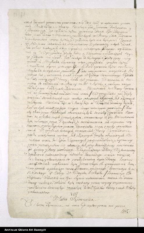 """Obraz 9 z kolekcji """"Oryginał Konstytucji 3 maja"""""""
