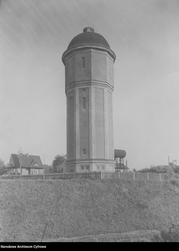 """Obraz 1 z jednostki """"Tarnowskie Góry. Wieża ciśnień"""""""