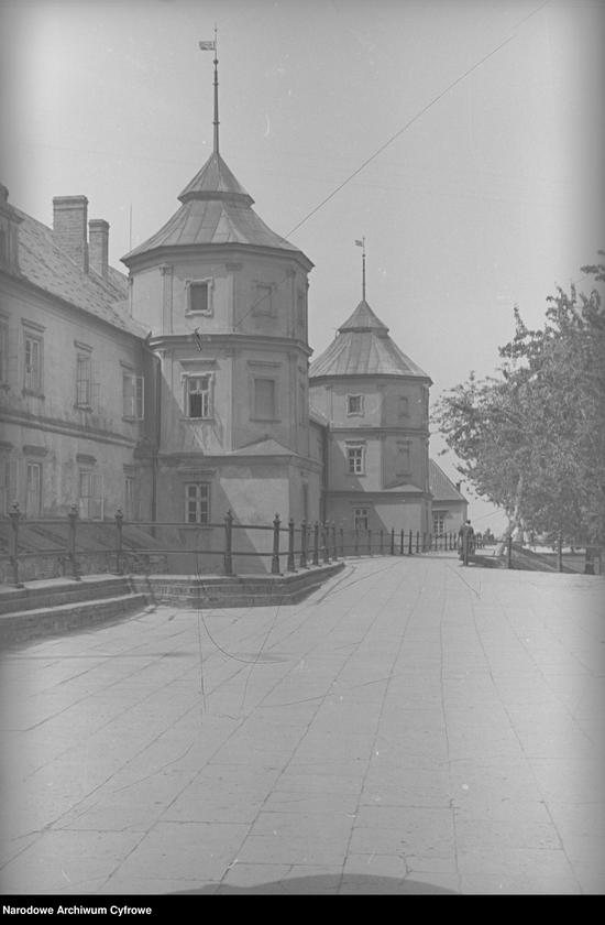 Obiekt Fragment zabudowań klasztornych. z jednostki Częstochowa