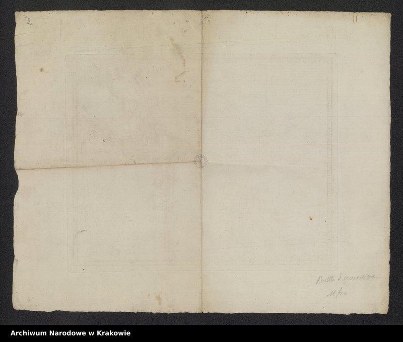"""Obraz z jednostki """"Plan der Treffens bey Auerstädt am 14 October 1806."""""""