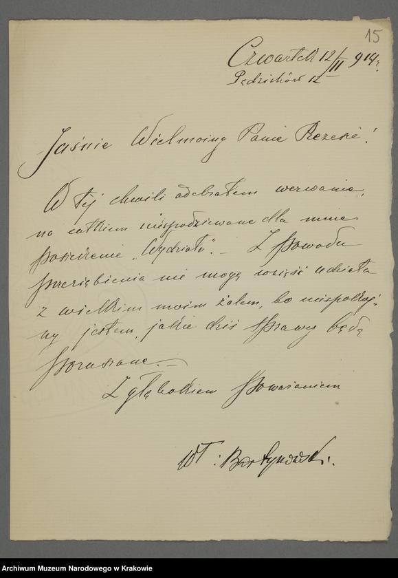 """image.from.unit.number """"Materiały osobiste-Władysław Bartynowski"""""""