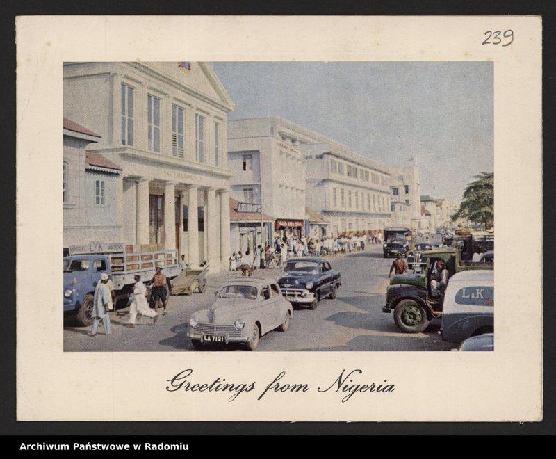 """Obraz 9 z kolekcji """"Archiwalny przegląd pocztowy"""""""