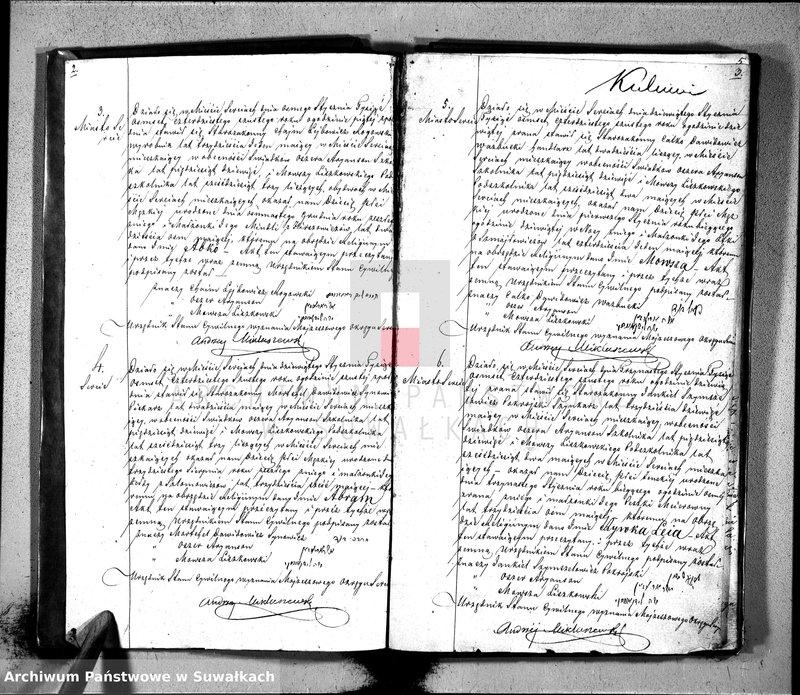 """image.from.unit """"Gubernia Augustowska Powiat Seyneński Okrąg Sereie Duplikat Urodzonych, Zaślubionych i Umarłych w 1846 w Okręgu Sereie"""""""